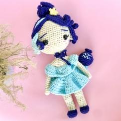 Zodiac Aquarius Princess