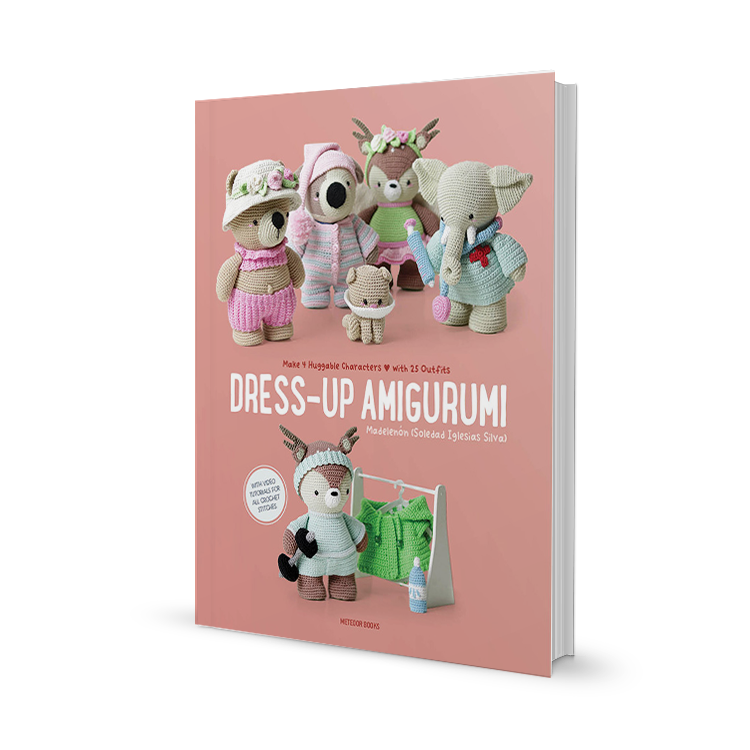 Dress-Up Amigurumi